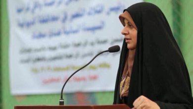 Photo of هدى سجاد : الحكومة ومجلس مكافحة الفساد مطالبان بمساندة خطوات الصدر
