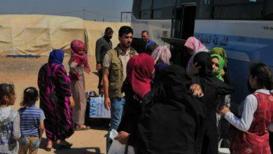Photo of وزارة الهجرة : عودة ( 129 ) نازح لمناطق سكناهم الاصلية في القائم