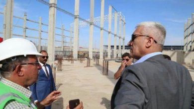 Photo of وزير الشباب والرياضة يوجه بفسخ  العقد الاستثماري للمدينة المائية في منطقة البياع