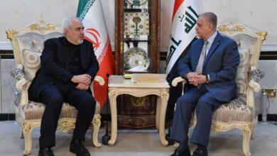 Photo of وزير الخارجيَّة يستقبل نظيره الإيرانيّ محمد جواد ظريف