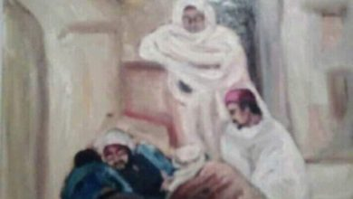 "Photo of الافق الجمالي بين التراث والمعاصرة ""الاستعادة "" في رسوم التشكيلية فوزية ضيف الله"