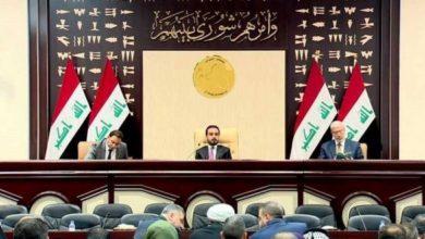 Photo of رئيس مجلس النواب محمد الحلبوسي يفتتح اعمال جلسة البرلمان