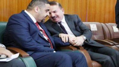Photo of مفتش عام الداخلية يهنئ السيد الياسري بمناسبة تسنمه منصبه وزيراً للداخلية