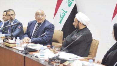 Photo of تسريبات باسماء المدراء العامين الذين سيصوت عليهم مجلس الوزراء