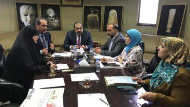 Photo of اللجنة النيابية الخاصة بسامراء عاصمة العراق للحضارة الاسلامية تضع الخطوات الاولى لاختيار المشاريع الخاصة بالمدينة