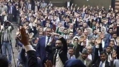 Photo of عضو مجلس نقابة المحامين يعلن الاعتصام داخل النقابةو الإضراب عن الطعام