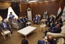 Photo of العبيدي يعقد إجتماع مع اتحاد الكرة.. ويوعز بتذليل جميع العقبات أمام المنتخبات الوطنية
