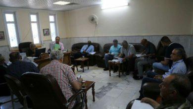 Photo of لجنة الخبراء تناقش المناهج السنوية لاتحادات الملاكمة والجمناستك والشراع والالعاب المائية