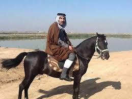 Photo of أمير قبيلة خفاجة يهنئ الحشد الشعبي بذكرى تأسيسه الخامسة
