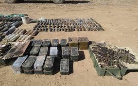 Photo of صلاح الدين : ضبط مواد متفجرات وقنابر هاون في الضلوعية