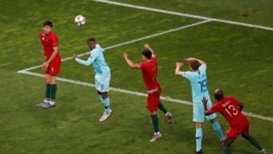 Photo of البرتغال يهزم هولندا ويتوج بدوري الأمم الاوروبية