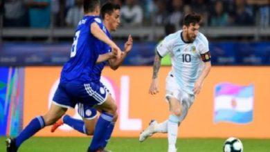 Photo of مدرب الأرجنتين يحفز ميسي بخطة غير معهودة