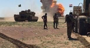 Photo of مقاتلة الدروع في الحشد تؤكد انها دمرت عددا من المضافات و مقار لداعش خلال عمليات التطهير في ديالى