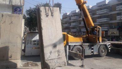 Photo of أمانة بغداد تعلن رفع الكتل الكونكريتية في المنصور