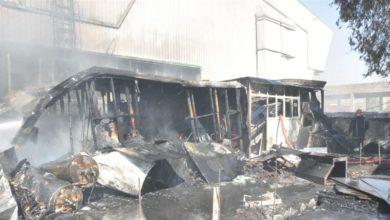 Photo of نادي الشرطة يكشف تفاصيل الحريق الذي نشب في مبناه