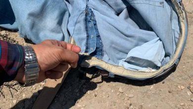 "Photo of اعتقال انتحاري يرتدي حزاما ناسفا ""شخصي"" غربي بغداد"