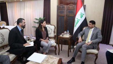 Photo of الأمين العام لمجلس الوزراء يشيد بدور المنظمات الدولية في العراق