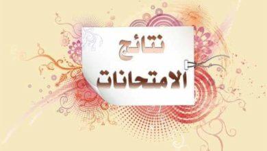 Photo of نتائج الامتحانات العامة للدراسة الاعدادية فرع الدراسات الاسلامية الدور الاول ٢٠١٨-٢٠١٩