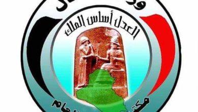 Photo of مفتش العدل: حكم جديد بسجن مدير شركة إطعام موقوفي شرطة نينوى (7) سنوات
