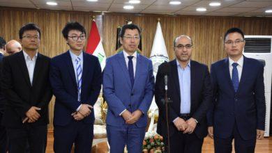 Photo of محافظ بغداد يبحث مع شركة صينية حكومية مشاريع النهوض بواقع العاصمة