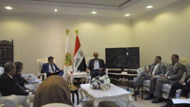 Photo of وزارة التربية تُناقش مع وفد السفارة الفرنسية آفاق التعاون التربوي