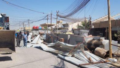 Photo of أمانة بغداد تطلق حملتين لرفع التجاوزات شرقي العاصمة
