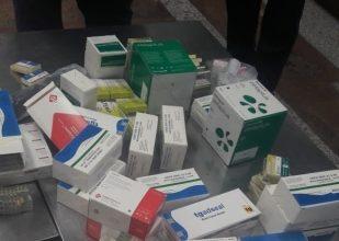 Photo of ضبط ادوية بشرية مخالفة لضوابط الإستيراد في مطار البصرة