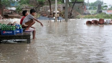Photo of مصرع 127 شخصا جراء الفيضانات شرق الهند