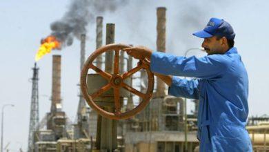 Photo of النفط تعلن عن مجموع الكميات المصدرة من النفط الخام والايرادات المتحققة لشهر آب الماضي