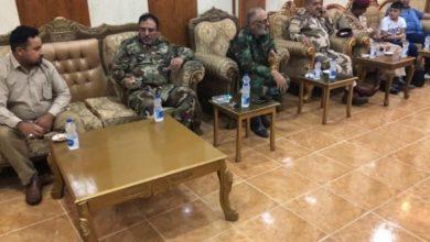 Photo of قائد عمليات صلاح الدين يزور مقر اللواء السادس للحشد الشعبي
