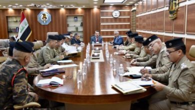 Photo of وزير الداخلية يترأس الاجتماع الأمني الموسع لمناقشة الخطة الخاصة بعيد الأضحى المبارك