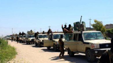 Photo of الحشد: اعتقال إرهابيين اثنين شاركا بتفجير سيارة مفخخة في تلعفر