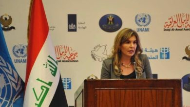 Photo of الامم المتحدة في العراق: إعادة وزارة المرأة امر ضروري