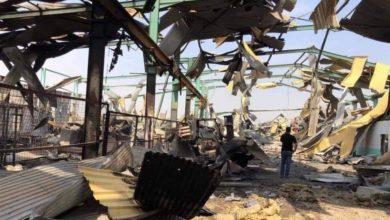 Photo of بالارقام.. خسائر انفجار معسكر الصقر وصور جديدة