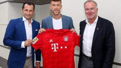 Photo of رسمياً.. بيرسيتش لاعباً في بايرن ميونخ