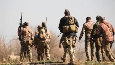"Photo of انطلاق حملة امنية لتعقب خلايا ""داعش"" شمالي الرمادي"
