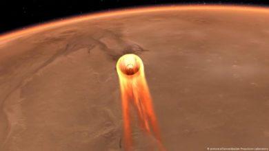 Photo of مرآة عملاقة لتدفئة المريخ وجعله صالحا للعيش