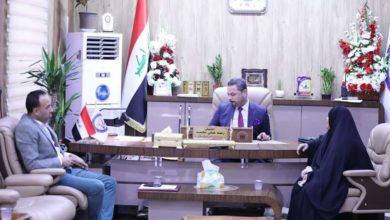 Photo of مدير عام دائرة الإصلاح العراقية نعمل على إيجاد حلول آنية لكافة مشاكل النزلاء