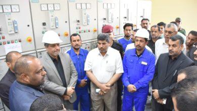 "Photo of كهرباء الجنوب "" دخول المحطة الجديدة للعمل والتي ستسهم باستقرار التيار في قضاء سوق الشيوخ"