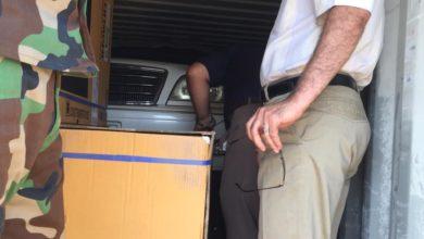 Photo of مفتشية المنافذ الحدودية تضبط 20 سيارة مخبئة ومعدة للتهريب في 5 حاويات في ميناء أم قصر الشمالي
