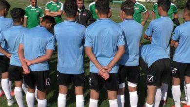 Photo of العبيدي: املنا كبير بمنتخب الناشئين لكرة القدم وقلوب كل العراقيين معهم وخلفهم خلال مشاركتهم في التصفيات الآسيوية