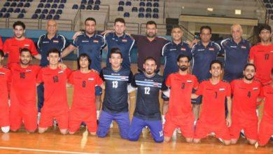 Photo of منتخبنا الوطني لكرة الصالات يقابل لبنان مرتين تحضيرا لتصفيات آسيا