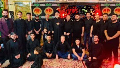 Photo of تحت شعار الإمام  الحسين (عليه السلام) يجمعنا
