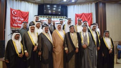 Photo of إنعقاد مؤتمر قبيلة الزهيرية في مدينة الموصل لدعم الوحدة العشائرية والوطنية