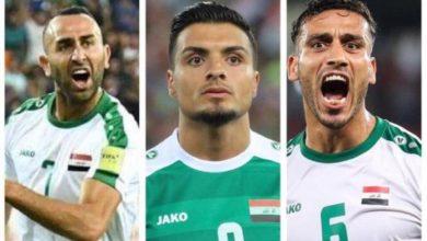 Photo of ثلاثة محترفين يغيبون عن المنتخب الوطني في المباراة المقبلة