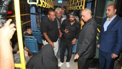 Photo of وزير النقل يتفقد محاور مدينة كربلاء المقدسة للاطلاع على عملية نقل الزائرين