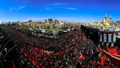 Photo of من جميع أنحاء العالم.. جموع المؤمنين يتوافدون إلى كربلاء المقدسة
