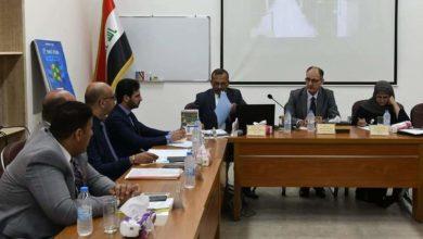 Photo of برئاسة الحمداني.. لجنة الجهد الوطني تبحث خلال اجتماع لها خطط تطوير المتحف العراقي