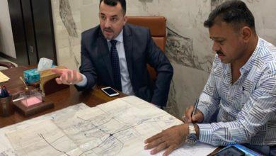 """Photo of نائب عن سائرون"""" يعقد سلسلة من اللقاءات لوضع حلول آنية لمشكلات مدينة بعقوبة الخدمية"""