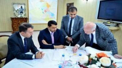 Photo of الأمين العام لمجلس الوزراء يتسلم العرض التركي لتأهيل مطار الموصل الدولي